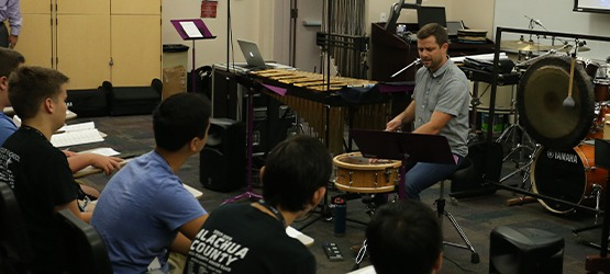 Image for Percussion Summer Institute