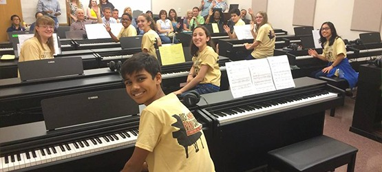 Image for Piano Camp